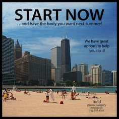 Start now and have the body you want next summer. Schedule your consult and discover the facial, body contouring, and breast procedures customized to your needs — 312.757.4505. #plasticsurgery #chicagoplasticsurgeon #boardcertified Plastic Surgery Procedures, Summer Schedule, Body Contouring, Facial, Chicago, Breast, Summer Time, Daylight Savings Time, Facial Treatment