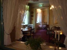 Sturekatten, the oldest and most charming café in Stockholm.