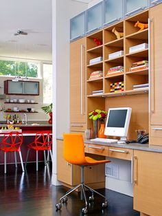 January Storage Projects: Home Office