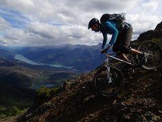 Mountain Biking Cheeseman DH in Craigieburn, New Zealand - VIDEO - http://mountain-bike-review.net/downhill-mountain-bikes/mountain-biking-cheeseman-dh-in-craigieburn-new-zealand-video/ #mountainbike #mountain biking