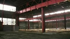 Картинки по запросу abandoned warehouse