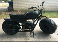 Custom Mini Bike, Custom Bikes, Mini Motorbike, 50cc, Small Engine, Bike Trails, Bobbers, Go Kart, Cafe Racers
