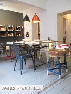 agnes & wulfhilde | Laden schöner Dinge | Schillingstraße 14, 50670 Köln