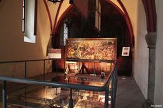 We recommend a tour to Teutonic Crypt in Kwidzyn. You can find there the remainings of Great Teutonic Masters. Don't hestitate and book your tour right now at gdanskshuttle.info