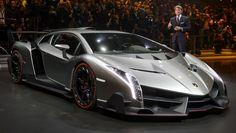 Lamborghini Veneno, el coche más caro del mundo, y otras perlas del Salón de Ginebra