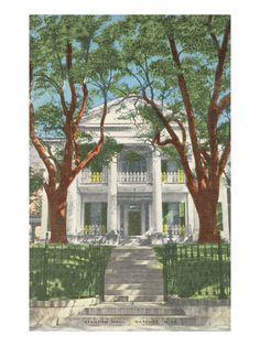 Auburn Plantation Natchez Mississippi Historic