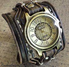 Leather Cuff, Wrist