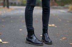Dr. Marten Chelsea Boots | India Rose: November 2012