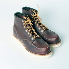 Red Wing Heritage Classic Moc 8138