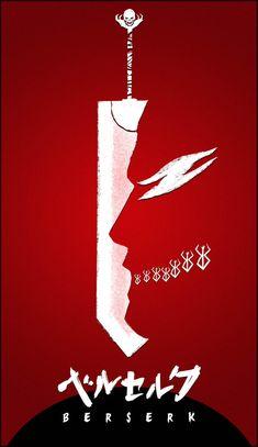 """Berserk Poster"" by Fergtron.deviantart.com on @DeviantArt"