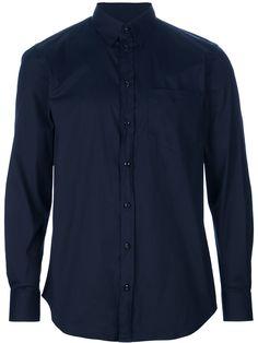 Emporio Armani Classic Shirt - Francis Ferent - farfetch.com.br