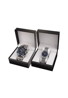 Set de 2 ceasuri elvețiene, August Steiner - reducere 86% ! Smart Buy, Black Friday 2019, Cool Things To Buy, Stuff To Buy, New Fashion, Cufflinks, Accessories, Crystal, Alcohol