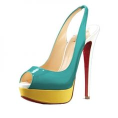 Christian Louboutin Red Bottoms Shoes,Christian Louboutin Red Bottoms Lady Peep 150mm Patent Slingbacks,Christian Louboutin Red Bottoms Slingbacks
