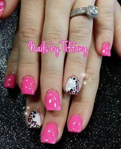 Acrylic nails by Tiffany @ New Day Spa