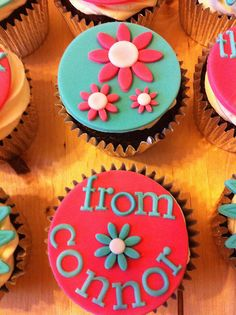 Thank you teach cupcakes Cup Cakes, Cupcake Cakes, Teacher Cupcakes, Thank You Cupcakes, Cotton Candy Cakes, Thank You Teacher Gifts, Flower Cupcakes, Floral Cake, Teacher Favorite Things