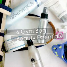 6 Gym Bag Beauty Essentials