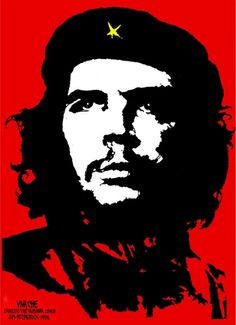 Posted by Jim FitzPatrick, Artist:  Best to all The Wild Geese, especially The Wilder Wild Geese like Che Guevara, who personally told me, in the Marine hotel, Kilkee, in 1961, how proud he was of his Irish roots. Venceremos!