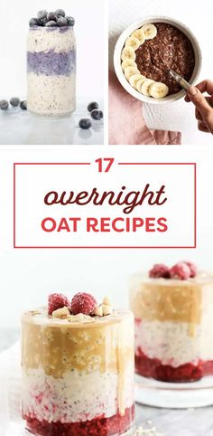 17 Delicious Overnight Oats Recipes That Future You Will Thank You For