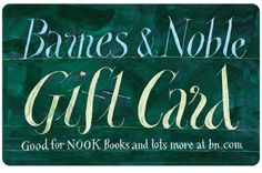 Barnes & Noble Gift Card | GiftCards.com® Official