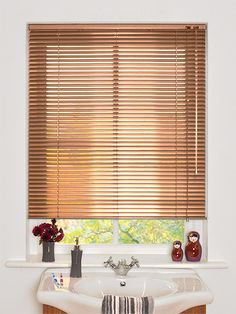 copper blinds