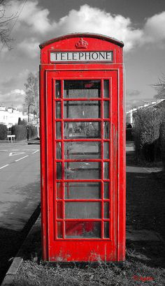 Black and white with a touch of colour 2 by nicolawhustorm, via Flickr