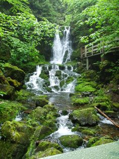 Marianne Falls, Fundy National Park, New Brunswick