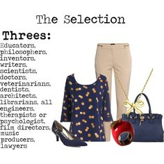 The Selection - threes
