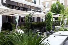 The Phene, London by Julian Taylor Design Associates. Working within George Best's favourite bar allowed us to create bar areas, a ground floor Delicatessen, and first floor restaurant space that combines to have the feel of a casual house environment, individually detailed and created as a sequence of spaces that cater for the particular needs of our customers. #jtda #interiors #interiordesign #design #London #Phene #Hotel #Restaurant #ThePhene