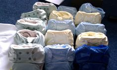 Cloth Diapers and Good Reasons to use them  There was a time when the only option mothers had was to use cloth diapers. Today, parents can pickup packages of plastic, disposable, diapers from any grocery store. Not all parents are doing that, however. It appears that cloth diapers are making a comeback. There are plenty of good reasons to use cloth diapers. #parenting #clothdiapers #families