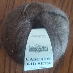 "Cascade Yarns, ""Kid Seta"", Destash Sale by ThreadsandKrates on Etsy"