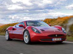 Ferrari 206GT Dino concept