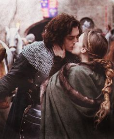 As much as I like George and Isabel, these two are probably the #1 in my OTP.