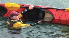 Learn how to perform a kayak re-enter and roll rescue. This is a great rescue that be learned with a paddle float and then perfected without a paddle float. This is an excerpt from the Gordon Brown Sea Kayaking Volume 2 DVD
