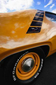 1971 Plymouth Road Runner - by Gordon Dean II