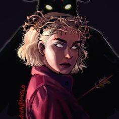 Chilling Adventures of Sabrina é uma série de televisão americana de terror sobrenatural desenvolvida por Roberto Aguirre-Sacasa para a Netflix, sendo baseada na série de histórias em quadrinhos de mesmo nome. A série é produzida pela Warner Bros. Television, em associação com a Berlanti Productions e a Archie Comics.   #ChillingAdventuresofSabrina #sabrina #MundoSombriodeSabrina #netflix