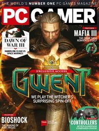 December 01, 2016 issue of PC Gamer (US Edition) | Download digital magazine for free with your Mesa Public Library card.