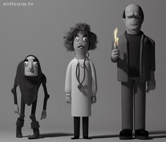 Quiero estas figuritas!! Young Frankenstein