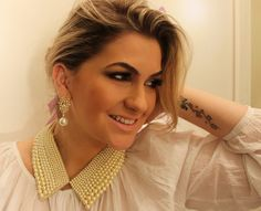 Alice Salazar - Make up