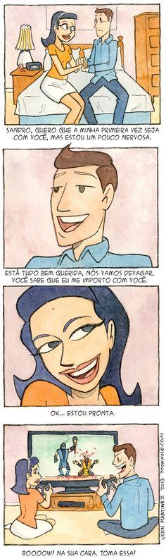 Satirinhas | Tirinhas, quadrinhos, arte e diversão | Page 92