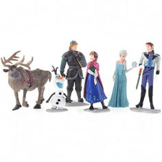 Did you see the movie  #frozen of #Disney ? i bought to my son this 6 #figures of the #movie. great price :) http://www.ebay.com/itm/251419378610?ssPageName=STRK:MESELX:IT&_trksid=p3984.m1555.l2649