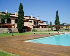 Vacation home #Spain #CostaBrava  http://VACAROY.com/vacation-rental/spain/costa-brava/albons/ES9431-100-1/