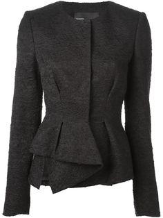Moda de Mujer de Diseñador - Accesorios. Chaquetas FemeninasTrajes De Vestir SobretodoBlusasGabardinasRopa De Color NegroCosturaHacer ... e33f2c907a6e