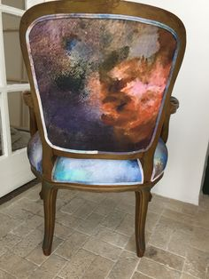 Accent Chairs, Dining Chairs, Abstract Art, Furniture, Home Decor, Upholstered Chairs, Decoration Home, Room Decor, Dining Chair