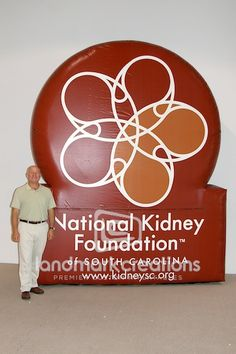Inflatable Billboard: National Kidney Foundation #inflatables #causes