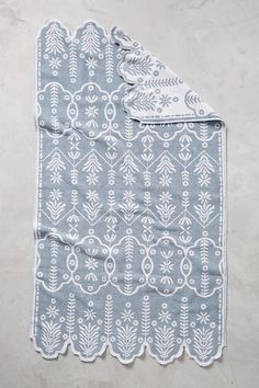 Hanna Towel Collection by Anthropologie in Grey, Bath Bathroom Towel Decor, Bathroom Kids, Bathrooms, Bathroom Mat, Master Bathroom, Bath Towel Sets, Bath Towels, Grey Hand Towels, Anthropologie