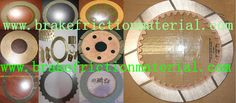 Making around 5500 different sizes of friction material products each year ,  we have the stable friction material products in stock  for main brand machines .  http://www.brakefrictionmaterial.com/ Please contact us: Email: materialfriction@gmail.com