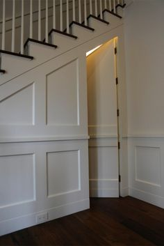 paneling for kids room and dining room