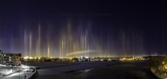 Light Pillars in Tampere by Atacan Ergin on 500px