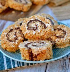 S'mores Pinwheels #dessert #recipes