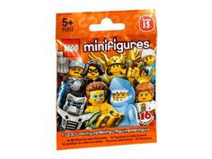 LEGO Minifigures 71011 -  2016 Confidential